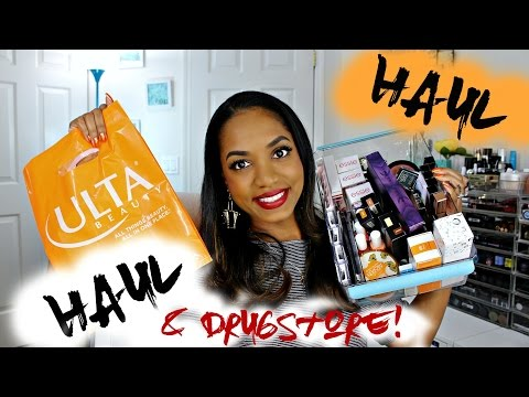 SUPER FUN HAUL 💕 ULTA + Awesome DRUGSTORE (Rite Aid) Products  💕