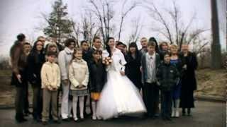 Свадебный Клип  Саша+Таисия