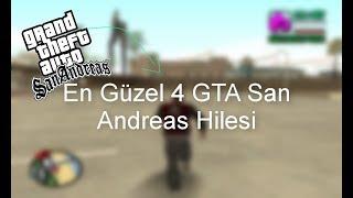 GTA San Andreas En Güzel 4 Hile