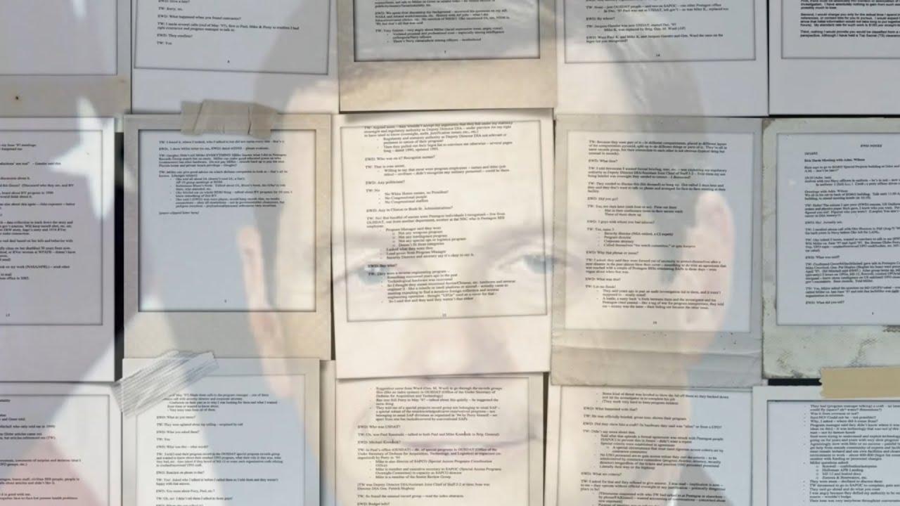 «Fuite de l'Amiral Wilson» -Secrets- Une analyse (Vidéo en Anglais)