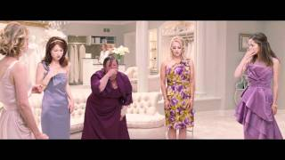 Bridesmaids - Food Poisoning  - Own it now on Blu-ray & DVD