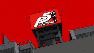 ペルソナシリーズナンバリング最新作『ペルソナ5』最新映像! 2016年夏...