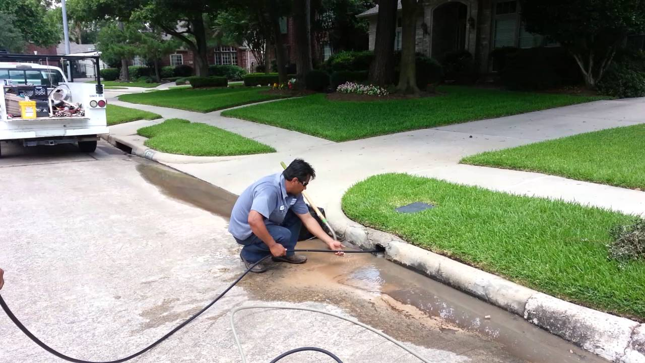 do you have slow or clogged yard drains? here's how to fix