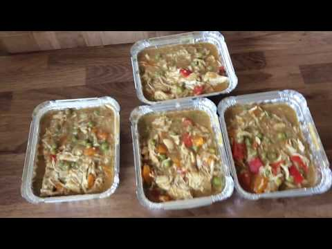 Slimming World Slow Cooker Mayflower Curry