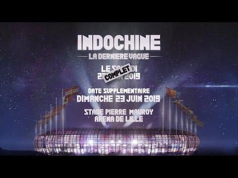 Indochine anuncia un concierto más en el Estadio Pierre Mauroy
