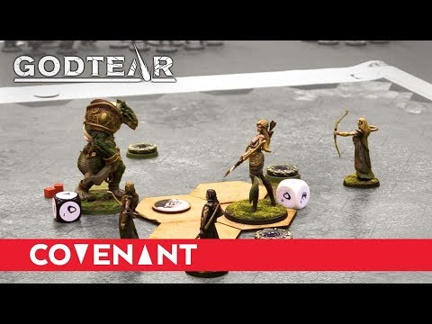 Learning Godtear | What To Expect From SFG's Latest Minis Game