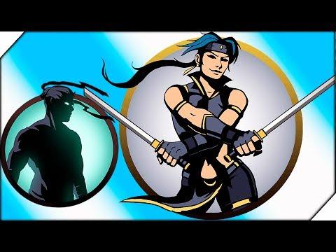 ТИТАН ШАДОУ ФАЙТ 2 #59 МЭЙ и Падальщики мульт игра бой с тенью 2 Shadow Fight 2 #KID