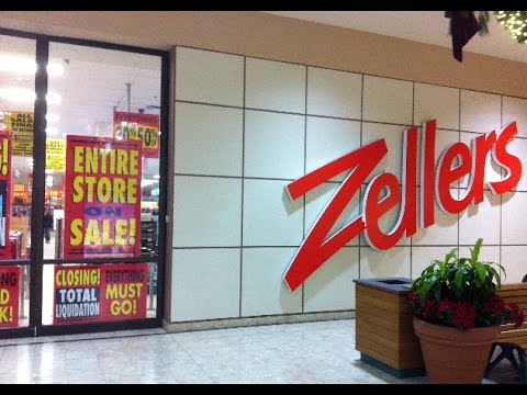 Target Closing 2015 Remember Zellers 2 Years Ago