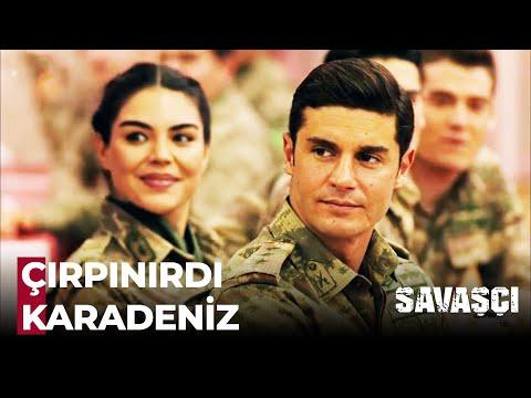 Çırpınırdın Karadeniz, Bakıp Türk'ün Bayrağına - Savaşçı