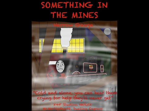 Something In The Mines: A Horror Audio by Narrow Gauge