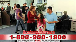 Academy Auto Insurance -- 60 seconds