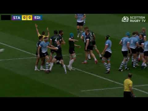 RBS Scottish Rugby Varsity Match   Men's First XV