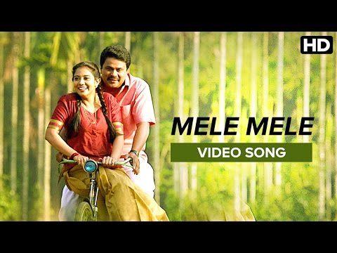 Mele Mele - Video Song | Shreya Ghoshal | Life of Josutty | Dileep, Rachna, Jyoti
