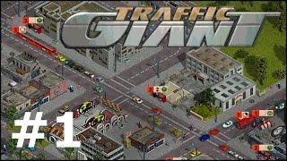 Traffic Giant Gold - Autobusy, tramwaje i takie tam... Gra z 2000 roku :)