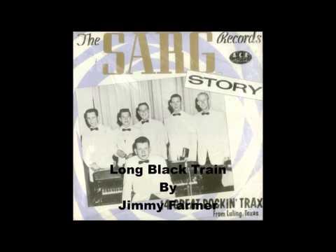 Long Black Train By Jimmy Farmer