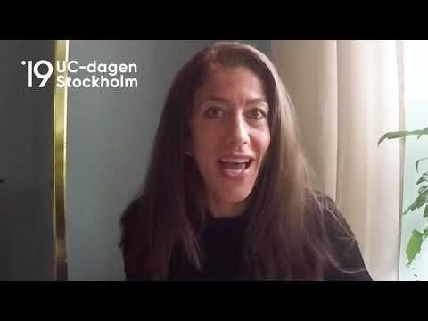 Mona Riabacke En Av Föreläsarna På UC Dagen!