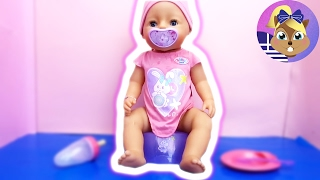 Παιχνίδι με το νεογέννητο μωρό της Zapf Creation-Review