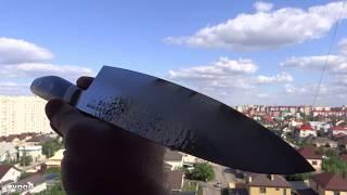 Тим хто цінує соковитий рез! Yaxell Tsuchimon Gyuto Damascus