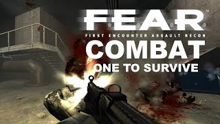 F.E.A.R. Multiplayer - One To Survive (FREE GAME)