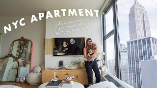 What $4000 Gets You in Nomad   NYC Apartment Tour