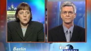 Angelka Merkel im Jahre 2000 / Betonung der Rechtsstaatlichkeit, Gesetzestreue ..... aha