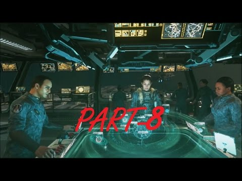 Call of Duty Infinite Warfare Walkthrough Gameplay Part 8 - Asteroid - Campaign Mission 8