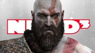 Nerd³ is the God of War
