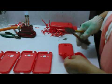 injection molding machine tpu phone case machine 2