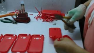 injection molding machine tpu phone case machine 2