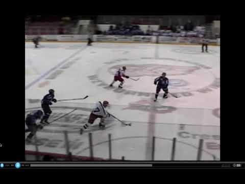 SJHL Weyburn Red Wings- Matt Martin #10 from Miguel Pereira #17