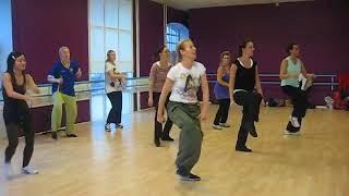 Stine Ortvad Reggaeton - begynder hold/beginner class