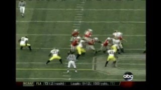 2006 #1 Ohio State vs. #2 Michigan Highlight Video