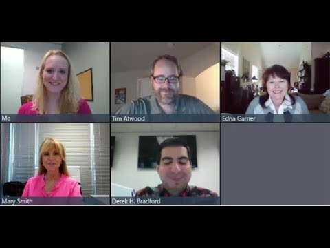 Conduct Amazon Chime Video Meetings