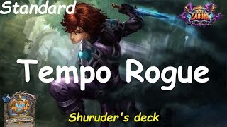 Hearthstone: Tempo Rogue #1: Boomsday (Projeto Cabum) - Standard Constructed