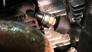 FSN 110cc ATV Part 2 : How to Check if You Have Spark