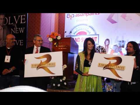 Ramesh Salunkhe Creatives Launch in Nepal  at The Himalayan Times Perspectives Brand Summit