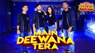 Guru Randhawa Main Deewana Tera Song Arjun Patiala Diljit kriti Shashank Suryavanshi Dance