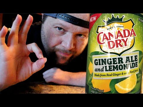Canada Dry Ginger Ale And Lemonade | Drink Review