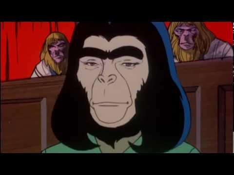 Мультфильм возвращение на планету обезьян