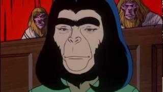 Возвращение на Планету обезьян (1 серия)