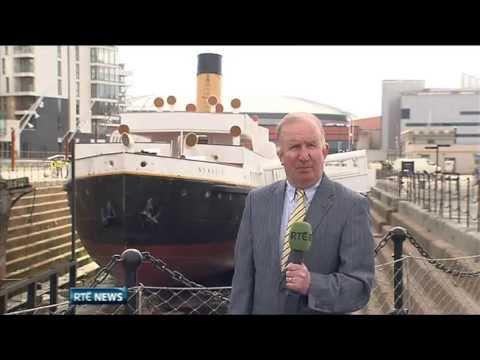 Titanic's Tender, SS Nomadic, restored to former glory