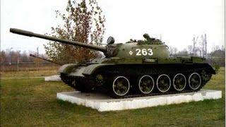 Т-54 з лего