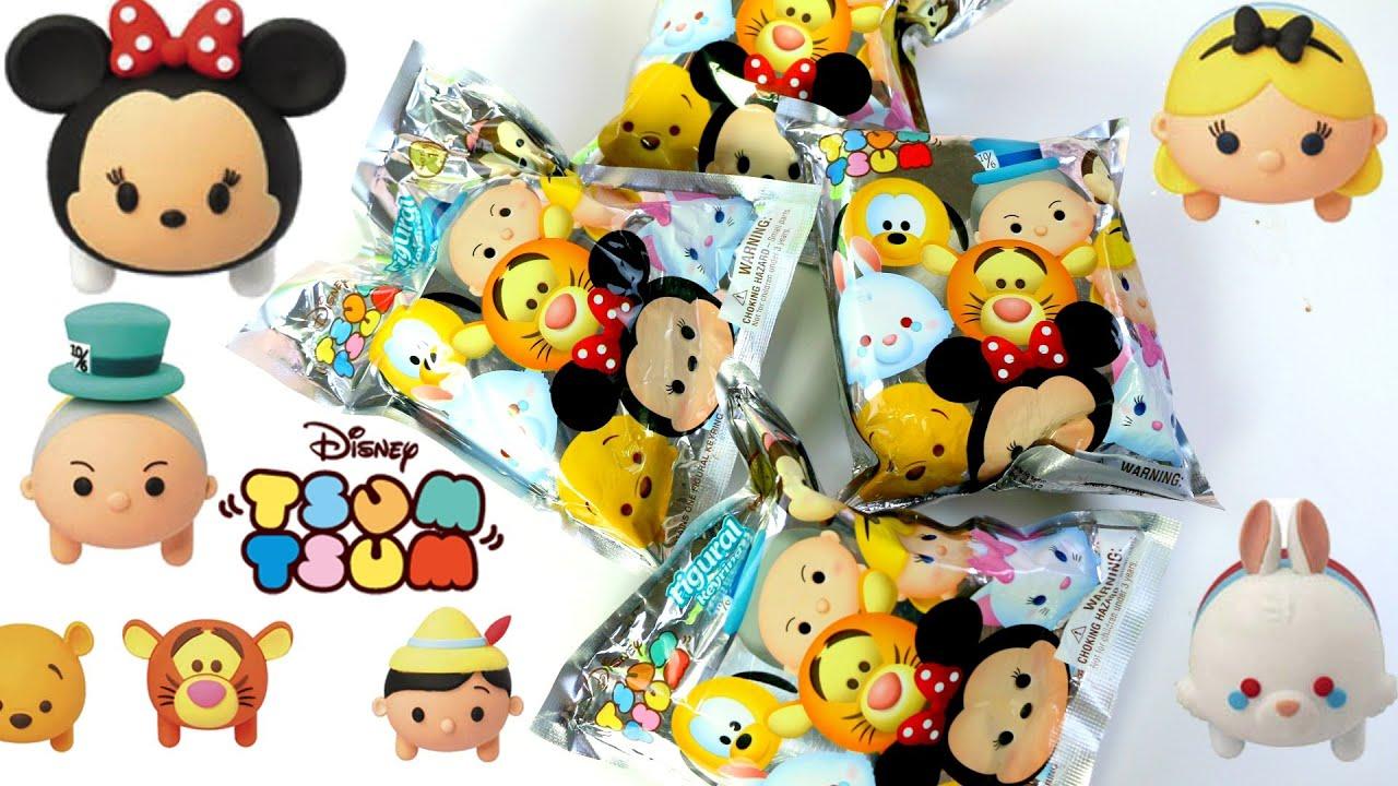Juguetes Tsum Tsum Bolsitas Sorpresa New Tsum Tsum