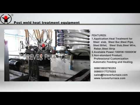 Post Weld Heat Treatment Equipment
