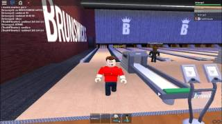 roblox bowling with TheAMFBowler and oliverisawesome05