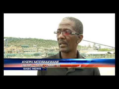 Rustenburg Youth Up In Arms With Sedibelo Platinum Mine
