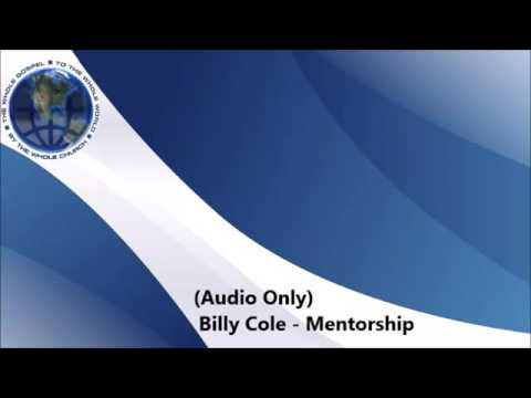 Ministry Mentorship Interview with Billy Cole