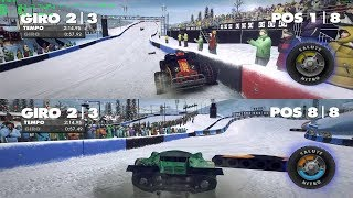 Top 10 Car Racing(local Multiplayer) Games Of 2017    Split Screen Mode Upto Four Players    New