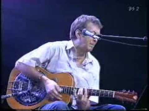 """Eric Clapton - """"Ramblin' On My Mind"""" 1999"""