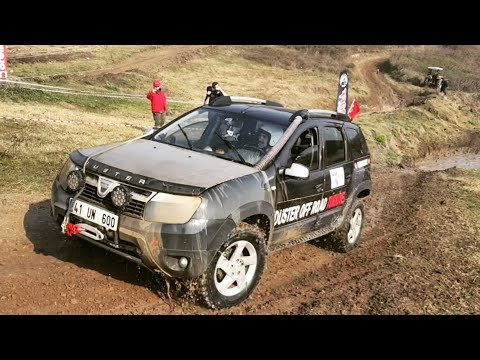 Off Road | Dacia Duster 4x4 Off Road Race